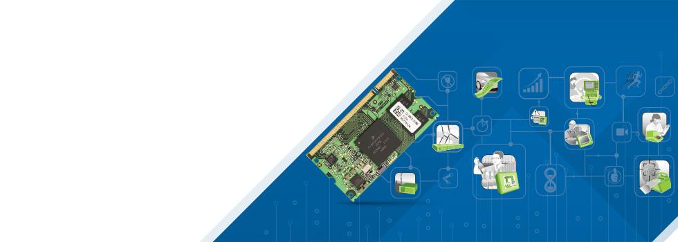 Colibri iMX7 Computer on Module